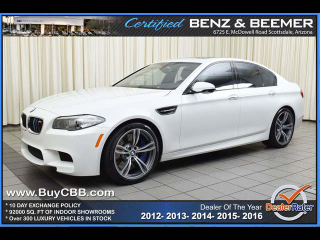 2016 BMW M5  for sale in Scottsdale AZ