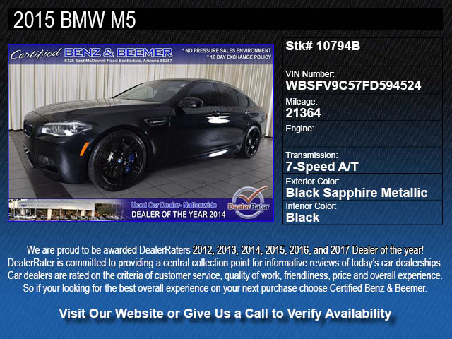 10794B for sale Scottsdale AZ