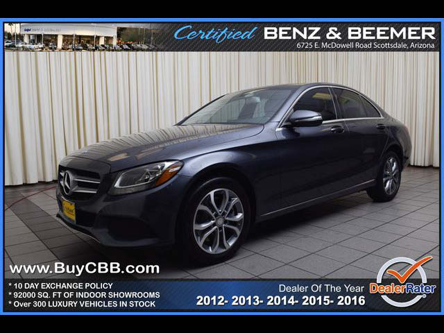2015 Mercedes-Benz C300 4Matic for sale in Scottsdale AZ