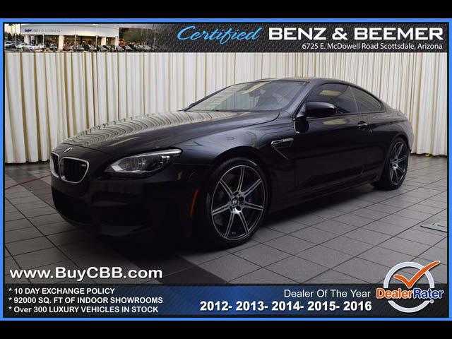 2014 BMW M6  for sale in Scottsdale AZ