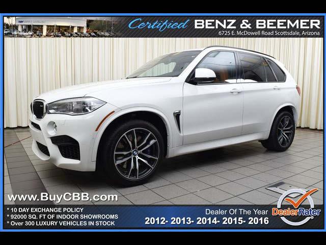 2016_BMW_X5 M