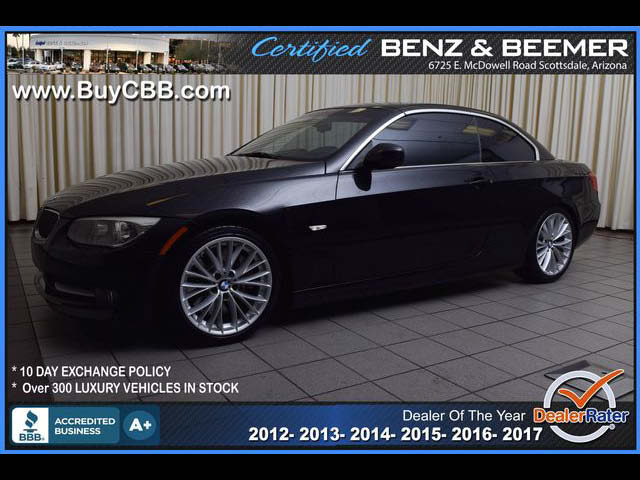 2011 BMW 335i Convertible for sale in Scottsdale AZ
