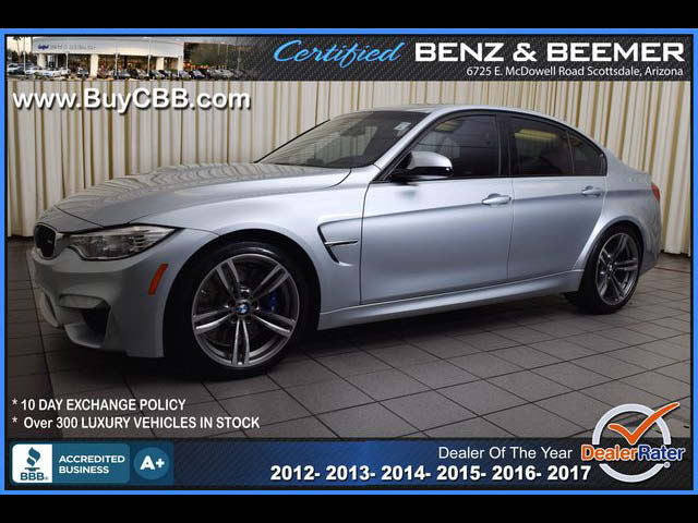 2017 BMW M3  for sale in Scottsdale AZ