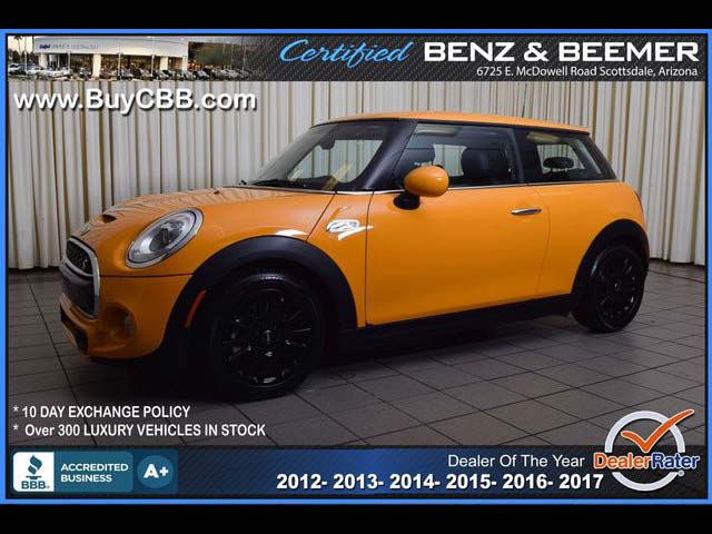 2014 MINI Hardtop S for sale in Scottsdale AZ