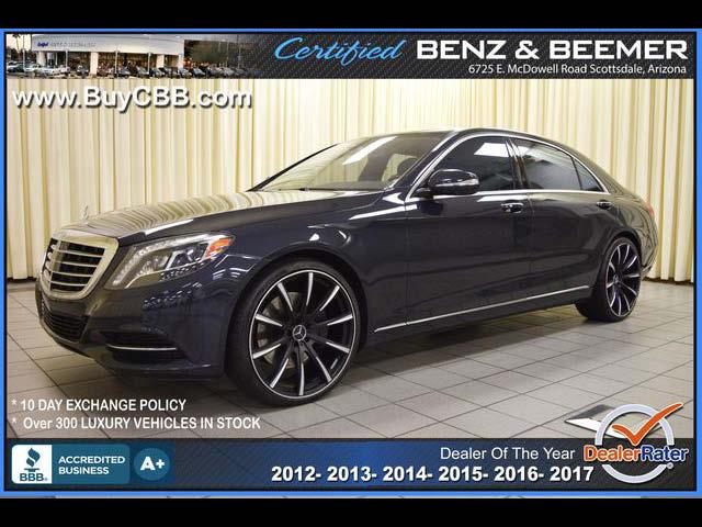 2014_Mercedes-Benz_S Class