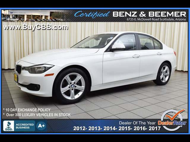 2014 BMW 320i 3 series for sale in Scottsdale AZ