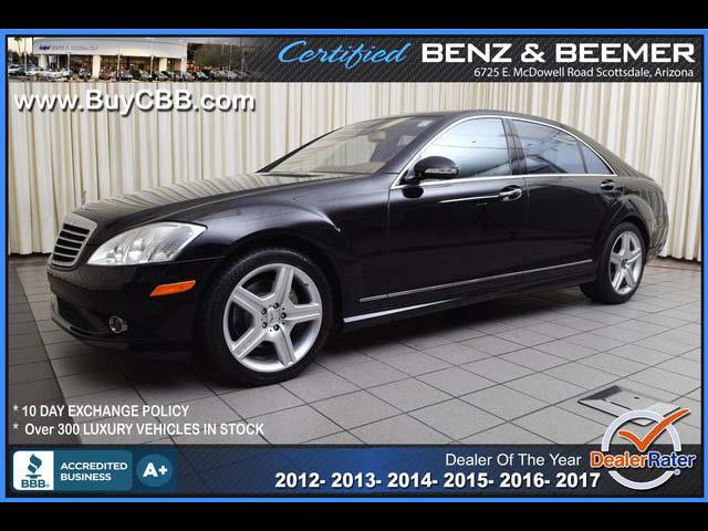 2009_Mercedes-Benz_S Class