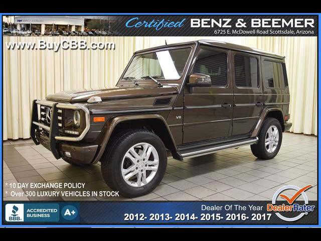 2015_Mercedes-Benz_G550