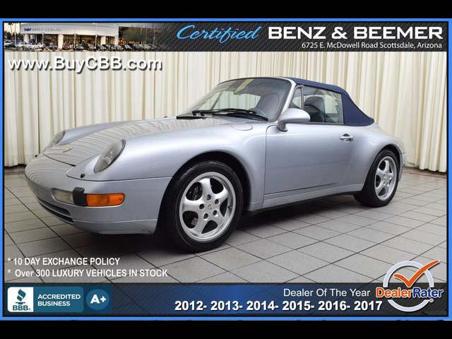 1996_Porsche_911 Carrera