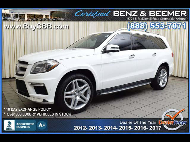 2015 Mercedes-Benz GL550 GL-Class for sale in Scottsdale AZ