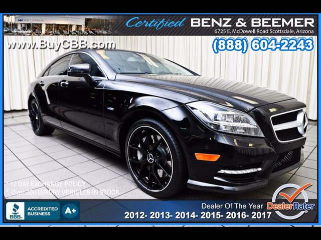 2012_Mercedes-Benz_CLS-Class