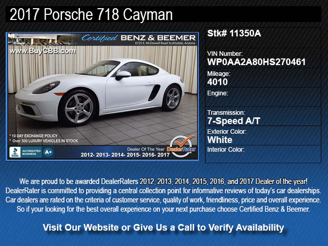 11350A for sale Scottsdale AZ