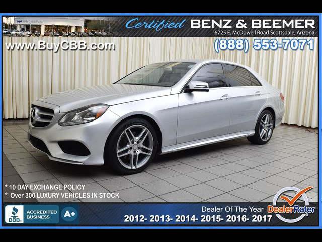 2014_Mercedes-Benz_E Class