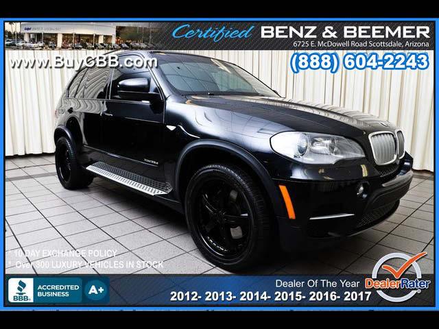 B BMW X D For Sale In Scottsdale AZ - 2013 bmw x5 35d