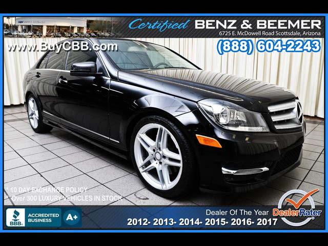 2013_Mercedes-Benz_C300