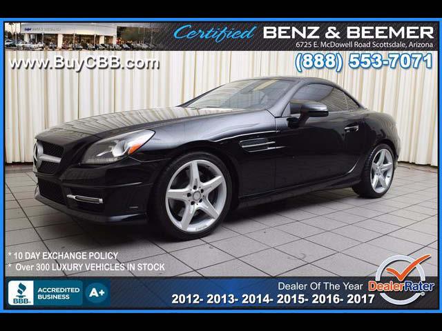 2013_Mercedes-Benz_SLK 350