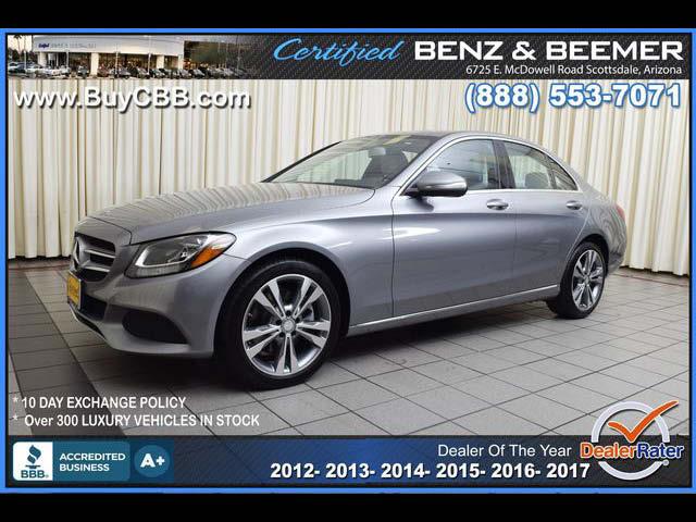 2015_Mercedes-Benz_C-Class