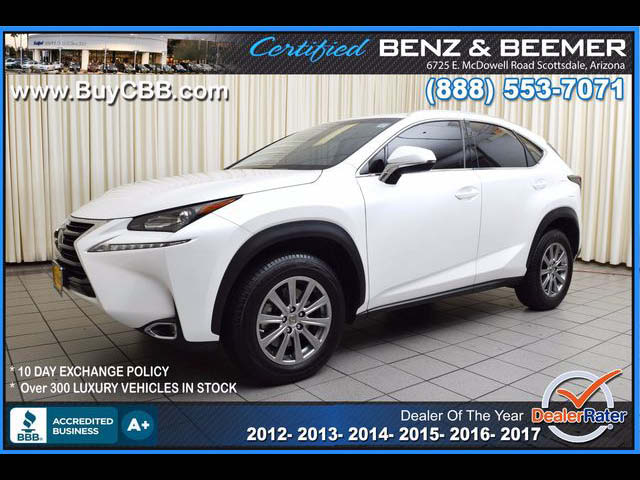 2016 Lexus NX 200t  for sale in Scottsdale AZ