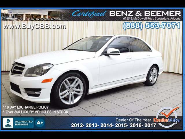 2014 Mercedes-Benz C-Class C250 Sport for sale in Scottsdale AZ