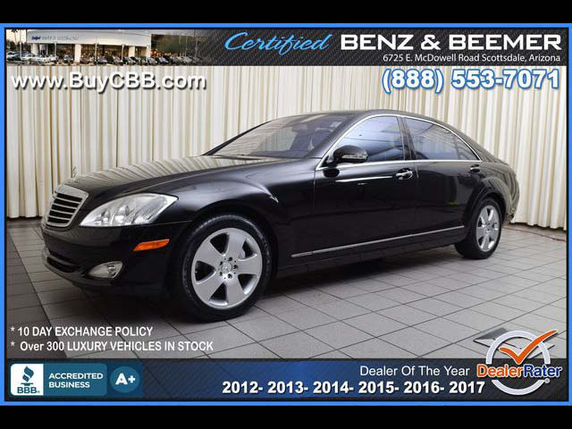 2007_Mercedes-Benz_S550