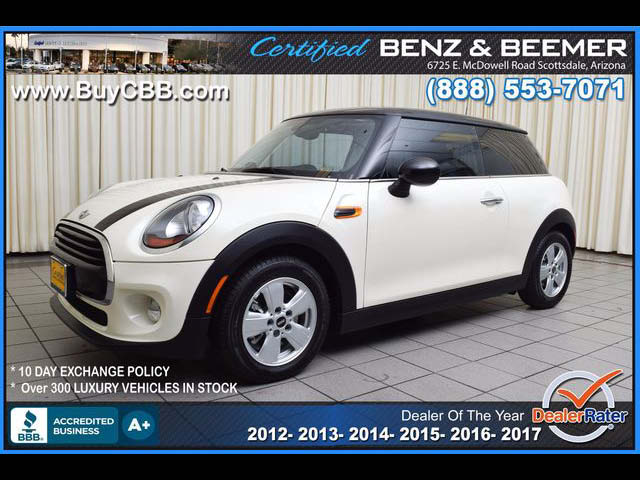 2017 MINI Cooper  for sale in Scottsdale AZ