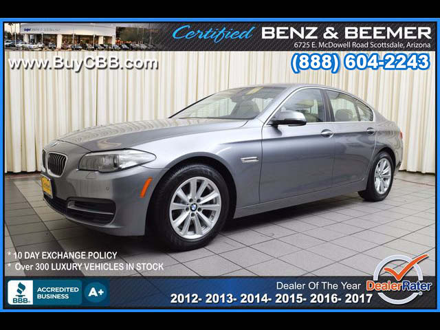 2014 BMW 528i 5 Series for sale in Scottsdale AZ