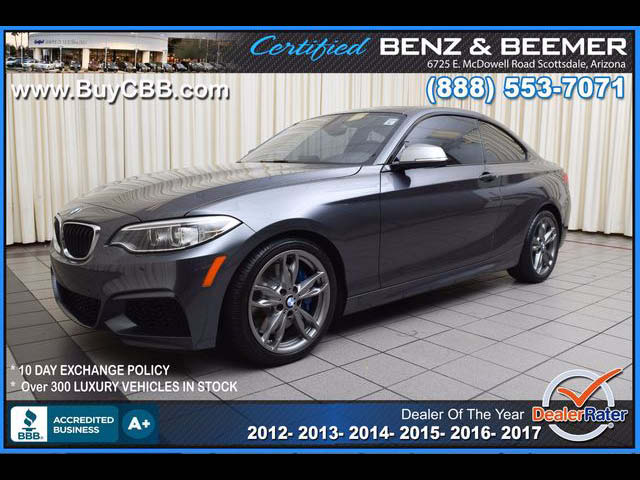 2015 BMW M235i 2 Series for sale in Scottsdale AZ