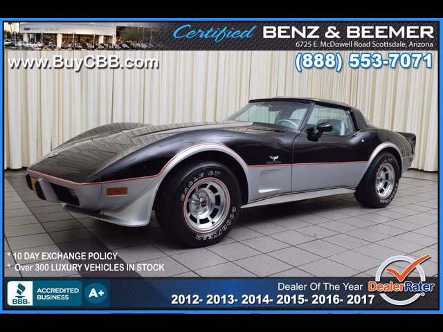 1978 Chevrolet Corvette  for sale in Scottsdale AZ