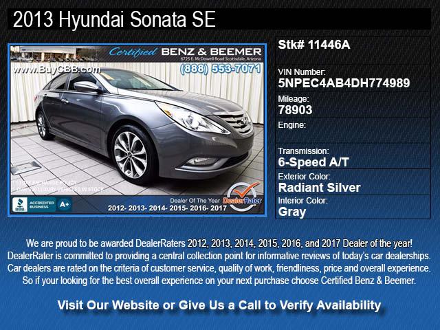 11446A for sale Scottsdale AZ
