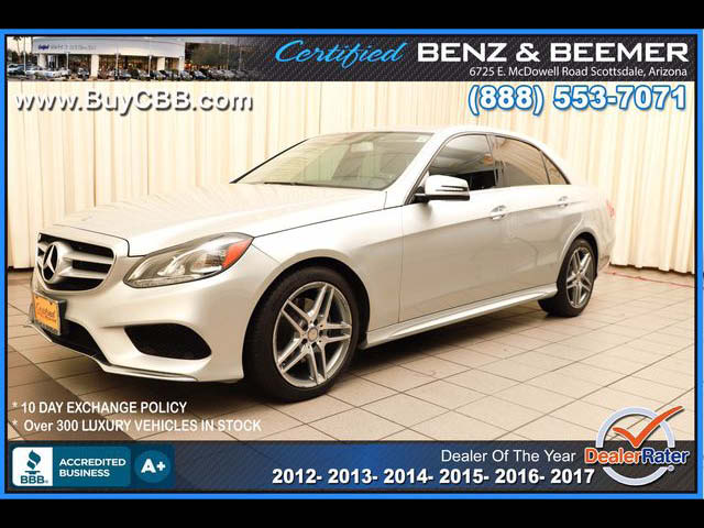2014 Mercedes-Benz E-Class E350 Sport for sale in Scottsdale AZ