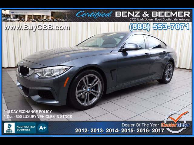 2015 BMW 4 Series 428i for sale in Scottsdale AZ