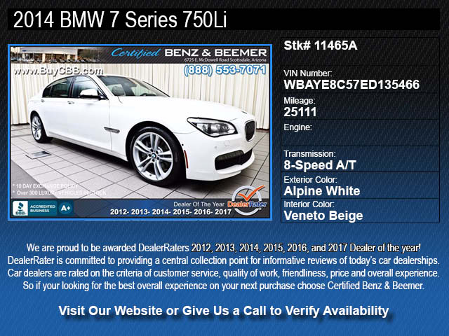 11465A for sale Scottsdale AZ