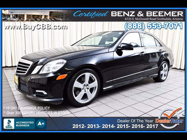 2011 Mercedes-Benz E-Class E350 Sport for sale in Scottsdale AZ