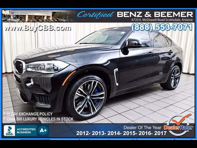 2015 BMW M Series X6 for sale in Scottsdale AZ