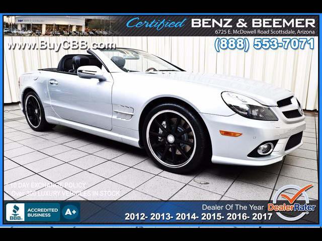 2011_Mercedes-Benz_SL-Class