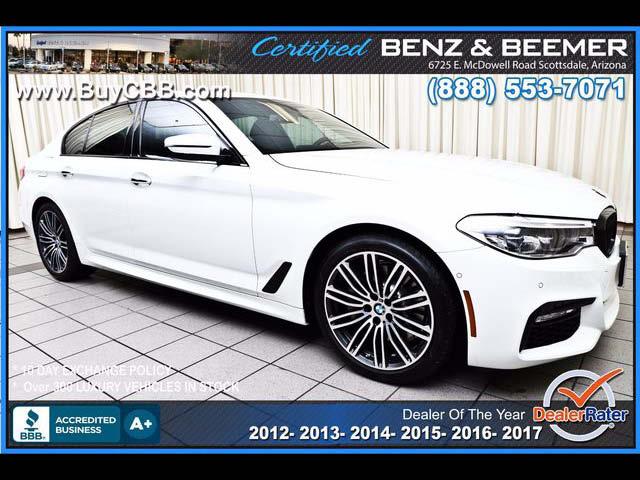 2017_BMW_5 Series