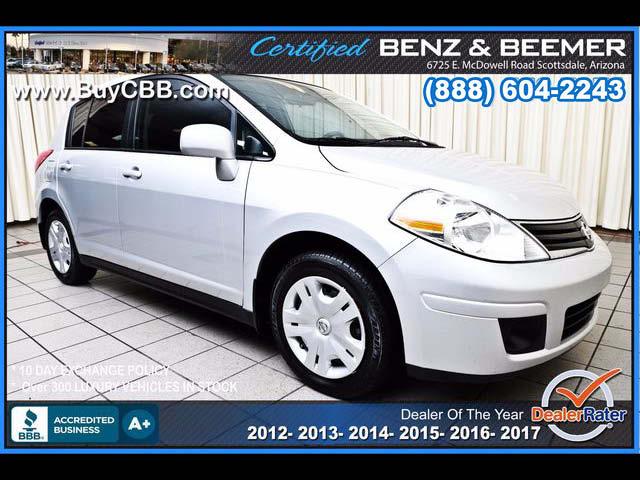 2011 Nissan Versa 1.8 S for sale in Scottsdale AZ