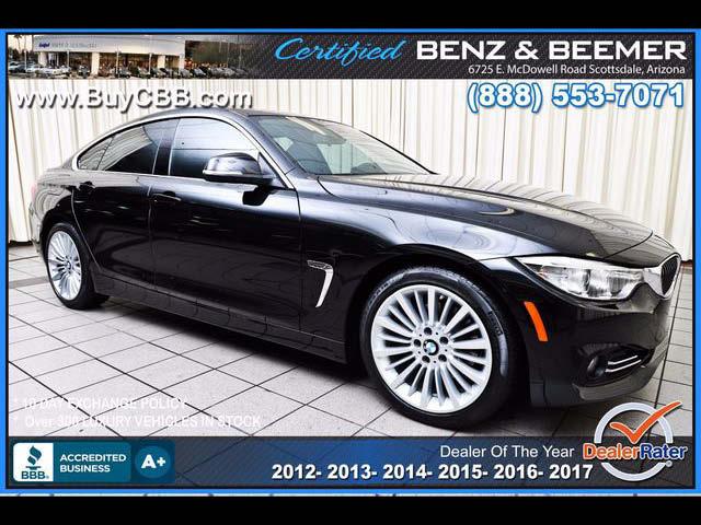 2016 BMW 4 Series 428i for sale in Scottsdale AZ