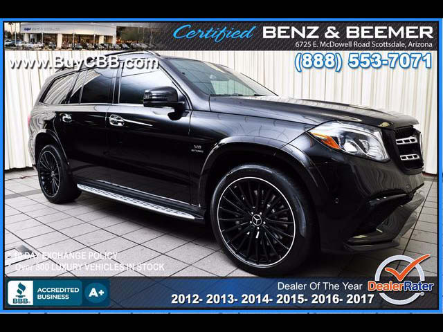 2017 Mercedes-Benz GLS63 AMG for sale in Scottsdale AZ