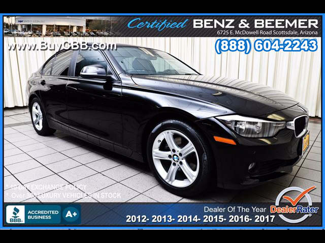 2014 BMW 328i 3 Series for sale in Scottsdale AZ