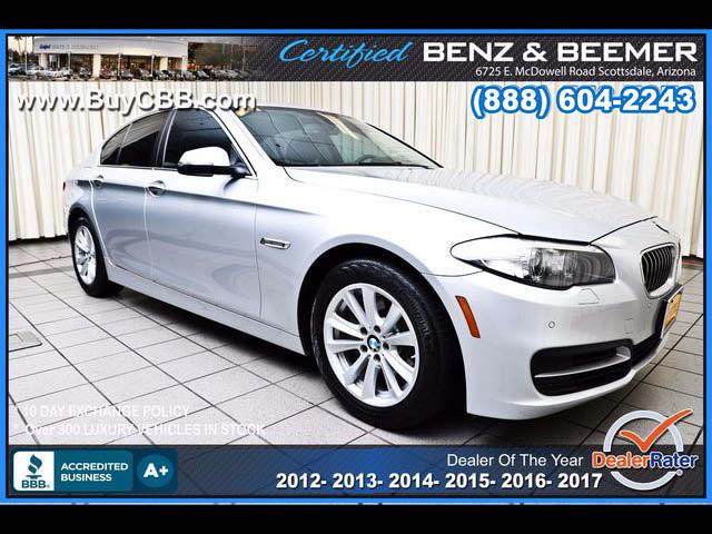 2014 BMW 528i 5 Series for sale in Scottsdale AZ