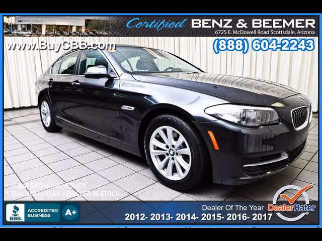 2014_BMW_5 Series