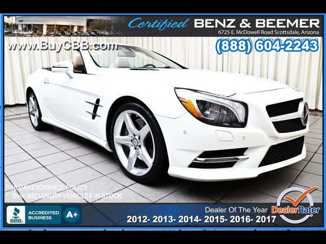 2015_Mercedes-Benz_SL-Class