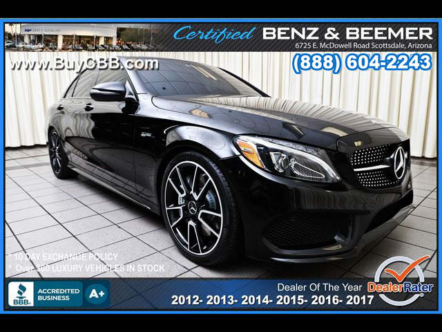 2017_Mercedes-Benz_C-Class