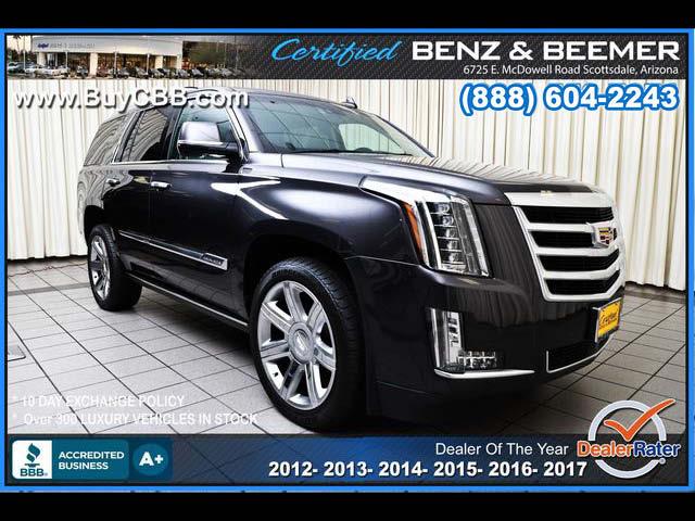 2016_Cadillac_Escalade