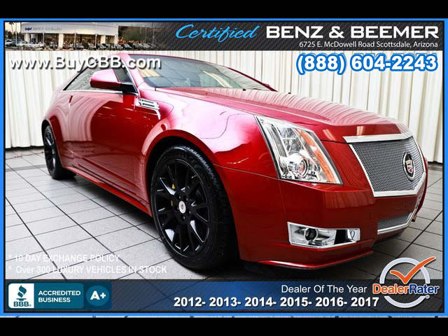 2011_Cadillac_CTS Coupe