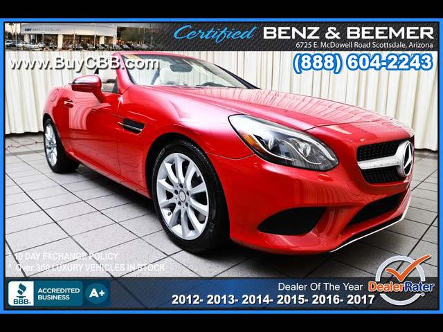 2017_Mercedes-Benz_SLC-Class
