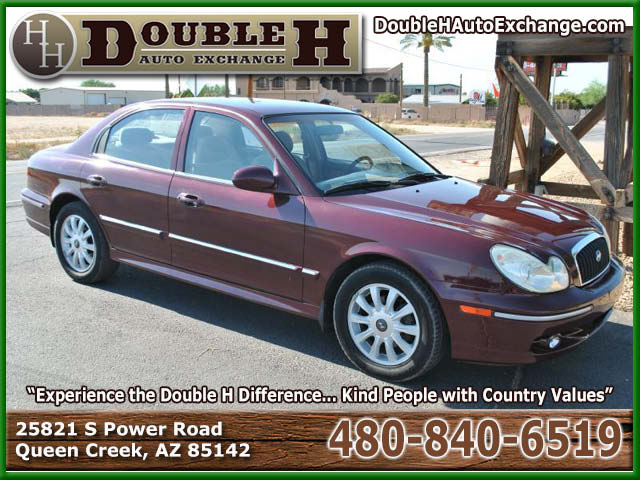 2004 Hyundai Sonata GLS for sale in Queen Creek AZ