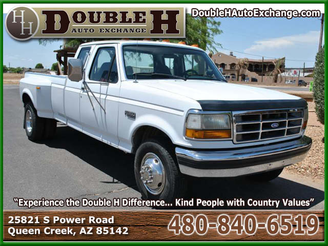 1993_Ford_F350