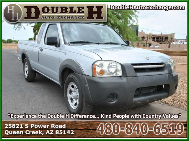 2002 Nissan Frontier KING CAB XE for sale in Queen Creek AZ